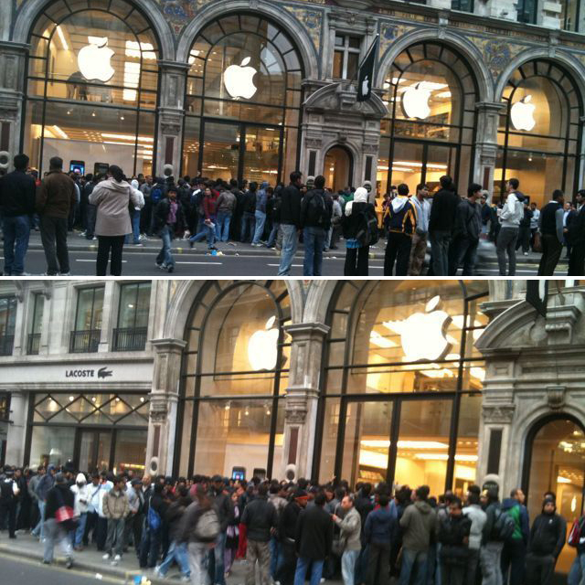 Apple iPhone Launch