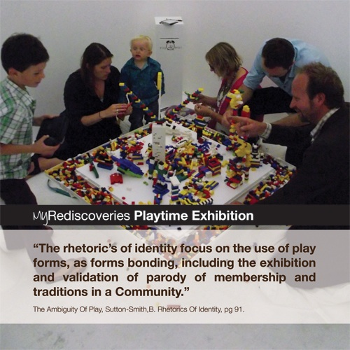 Playtime LEGO Exhibition